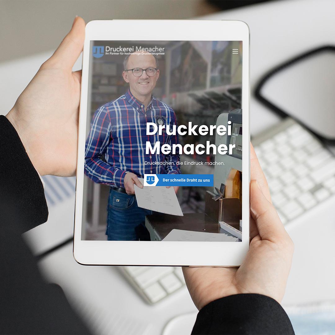 Druckerei Menacher