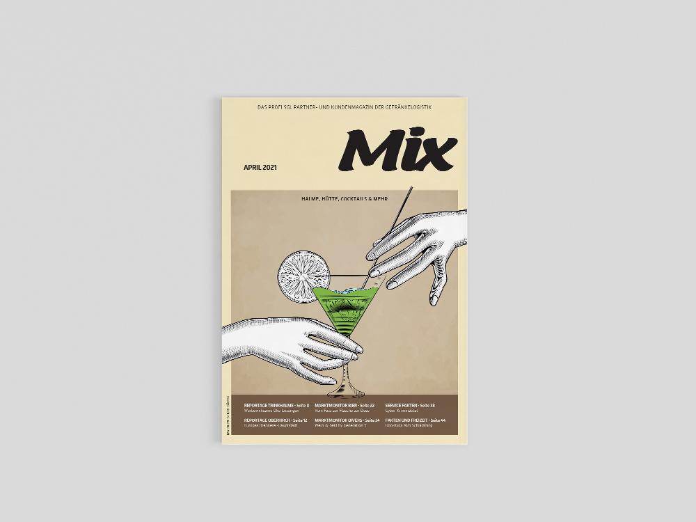 Mix Magazin Titel